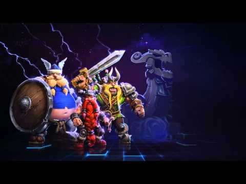 Music from the Heroes of the Storm - Smugglers Cove (from The Lost Vikings 2)