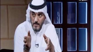 """توضيح الفنان خالد البريكي حول تصريحه """"الفنانات ماني مقتنع بلا وحده بالوقت الحالي""""!"""