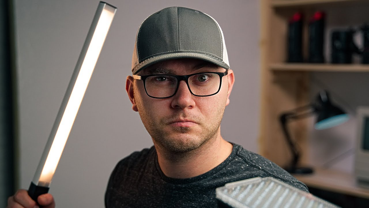 7 video lighting tips for youtubers and filmmakers