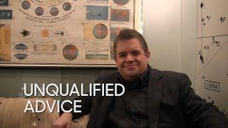Unqualified Advice: Patton Oswalt