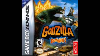 01 Opening - Godzilla: Domination! [GBA]