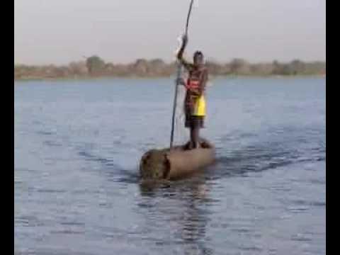 Fishermen in Yirol, Southern Sudan