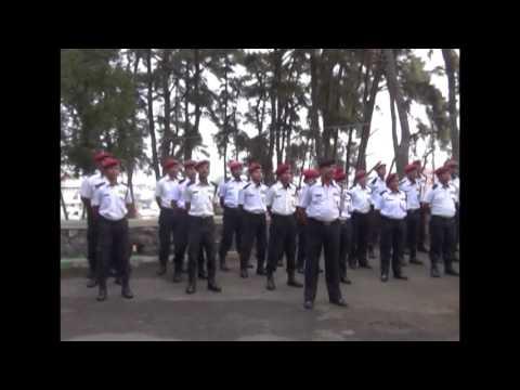 Republic Day 2016 - Flag Hoisting Ceremony at IIM Shillong