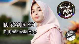Dj sayur kol 🎵 dj slow 🎵 dj nofin asia full album mp3