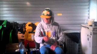 NEMO 16 Year old white rapper Cypher 2.0 beat OWN Material