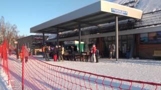 видео «Логойск» и «Силичи» - горнолыжные курорты Белоруссии