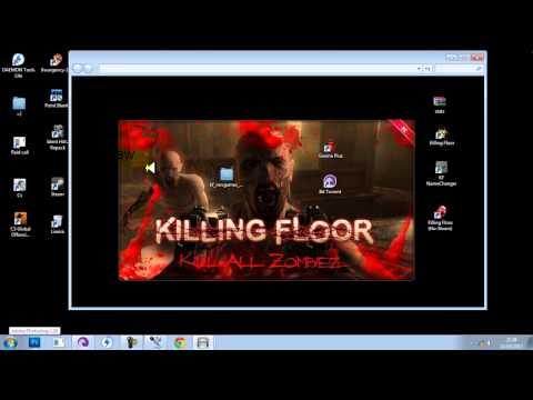Saw Tutoriais - Como Baixar E Instalar Killing Floor E Level 6