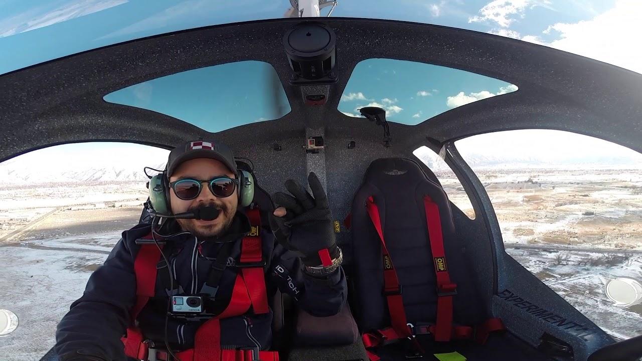 Airgyro Gyrocopter Landing Tips