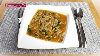 Zupa z boczniaków z kaszą (na co dzień i na Wigilię) :: Skutecznie.Tv