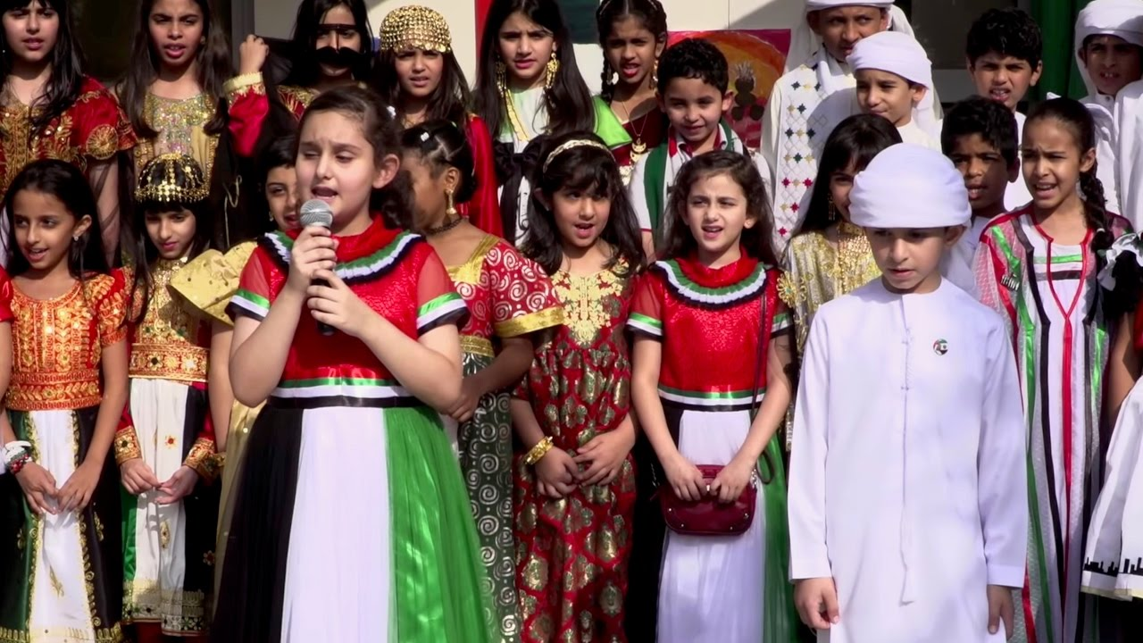 DMS celebrates the UAE 45th National Day 2016