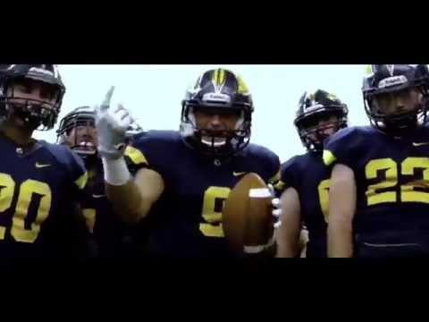 """We Are Ready"" OAK RIDGE HIGH SCHOOL FOOTBALL by Trojan Pride Sports Marketing"
