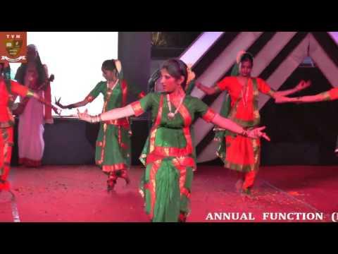 saraswati vandana dance - Tagore vidya mandir secondary school