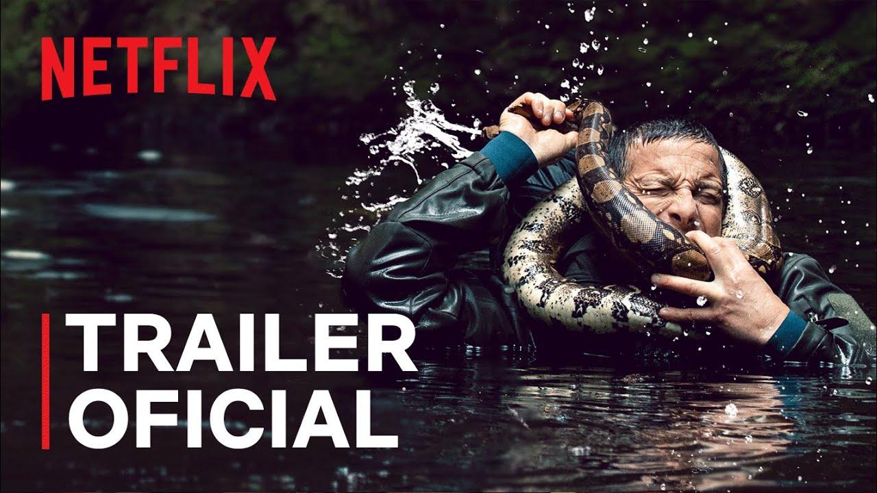 Filmul interactiv Tehnici personale de supraviețuire: Animale fugare | Trailer oficial | Netflix