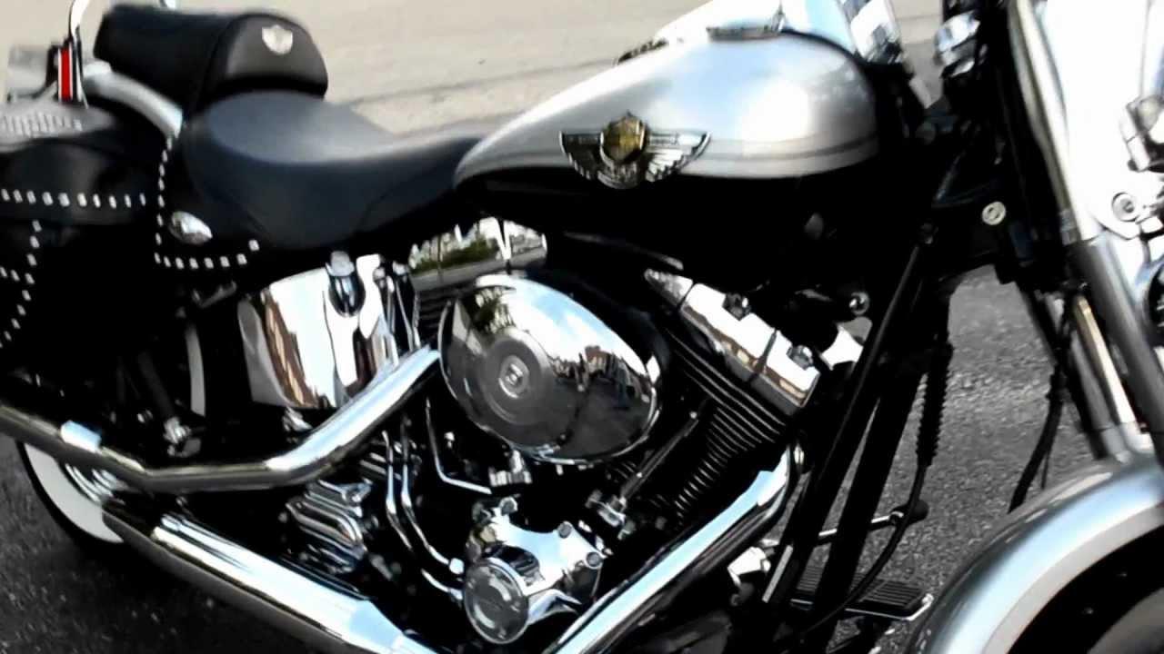 Harley Davidson  Anniversary Edition Heritage Softail