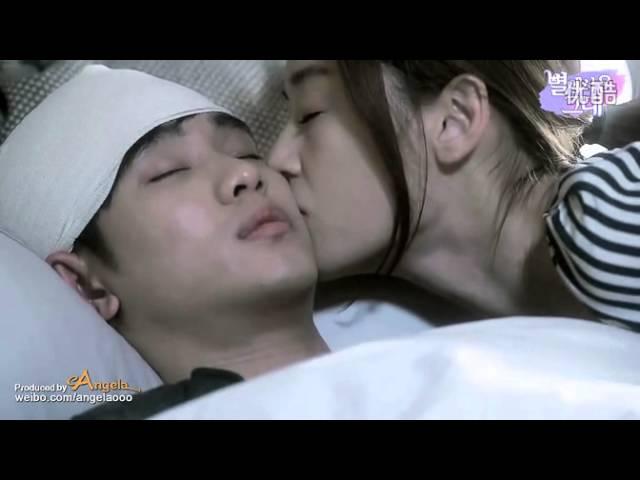 自制MV金秀贤 全智贤【来自星星的你】剪辑 I Love You中韩歌词