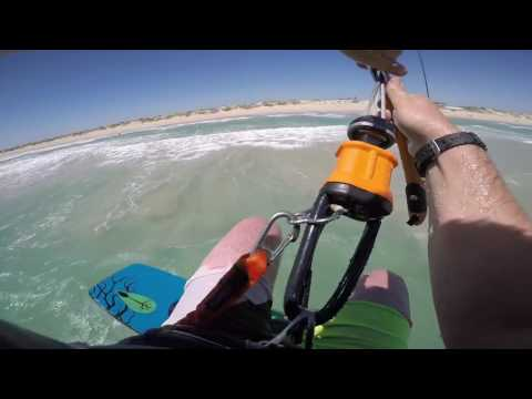 Kiteboarding Secret Harbour Western Australia switch legacy