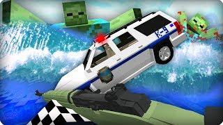 Нашу базу затопило [ЧАСТЬ 37] Зомби апокалипсис в майнкрафт! - (Minecraft - Сериал)