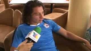 TV AZTECA DEPORTES EN SUDAM GUARDADO BRAVO LA CORUÑA3