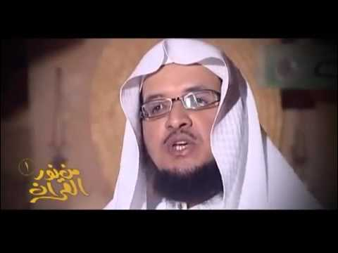 من نور القرآن الحلقة الثالثة عشر