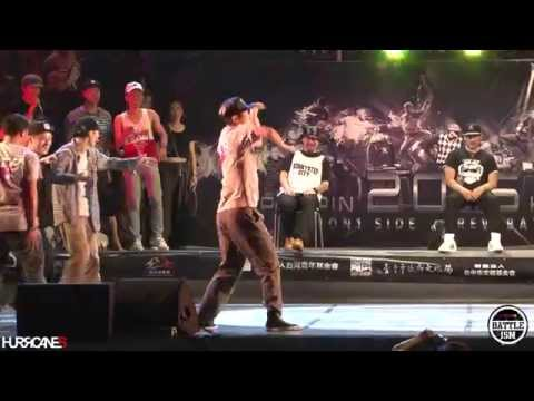 Team Korea VS Team English [ Semifinal-2 ]-HURRICANES BATTLE-ISM 2015 TAIWAN & POPPIN CREW BATTLE