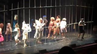 Big Doll House - Hairspray National Tour 2010