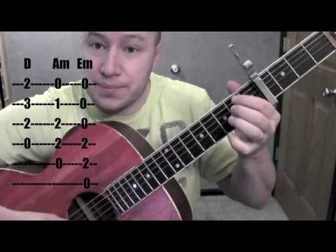 We Own It- Guitar Lesson / Tutorial (Standard Chord Version ) Fast & Furious 2 Chainz & Wiz Khalifa