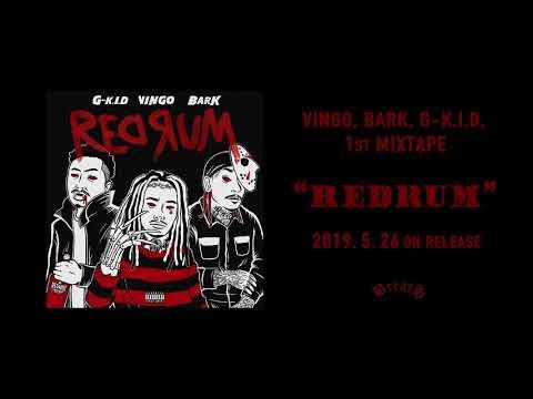 Vingo, Bark & G-k.i.d / RedruM (Official Audio)