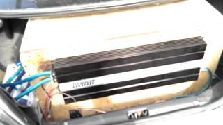 Магазин автозвука Sundown audio г.Нижневартовск.Subaru Impreza установка генератора Mechman.