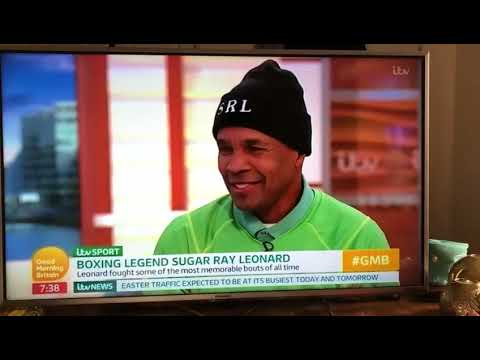 "London Sporting Club Receives Plug on ""Good Morning Britain."""