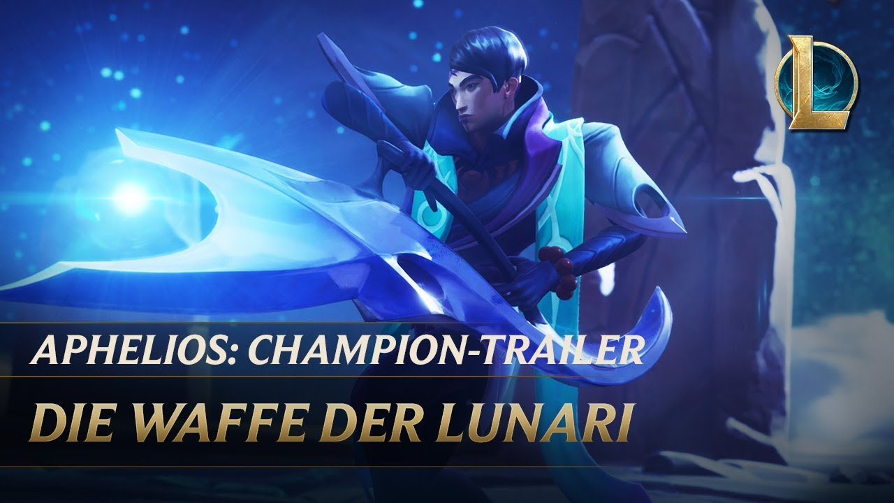 Aphelios: Die Waffe der Lunari | Champion-Trailer – League of Legends thumbnail