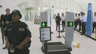 Port Authority Unveils High-Tech Security Screening