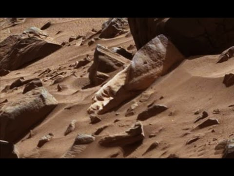 Mars has Life:  Ancient Civilization Annihilated (early seri