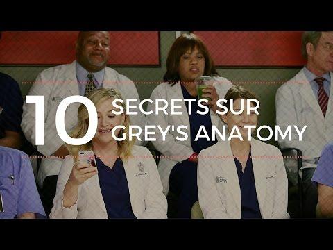 Grey's Anatomy : 10 secrets sur la série