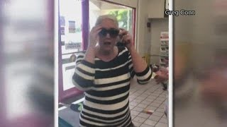 Caught on Camera: Confrontation over racist comments in Phoenix gas station