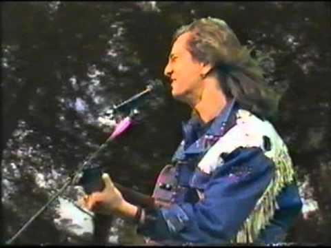 Joe P on The Bert Newton Show