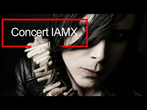 095302a21 IAMX - Alive In New Light (Live in Los Angeles 09 Mai 2018) - YouTube