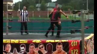 JDX VS Jay Austin II (Battle of Young Lions) - APWA 28/1/2012 Fancam Footage