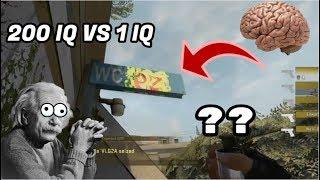 GRAFFITI KTÓRE WYGRAŁO MECZ 200 IQ vs 0 IQ NAJLEPSZE AKCJE