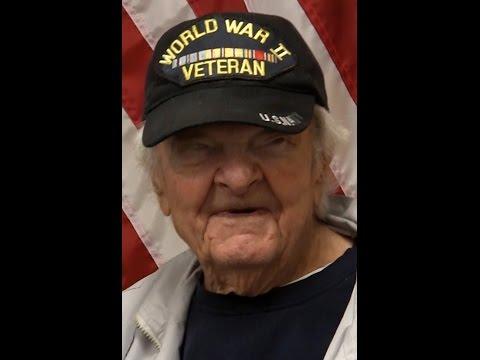 WW2 Veteran Leo Becker Interview
