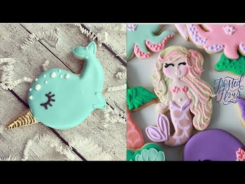Top 100 Amazing Cookies Art Decorating Ideas Compilation - Cookies Style 2017 - Cookies Decorating