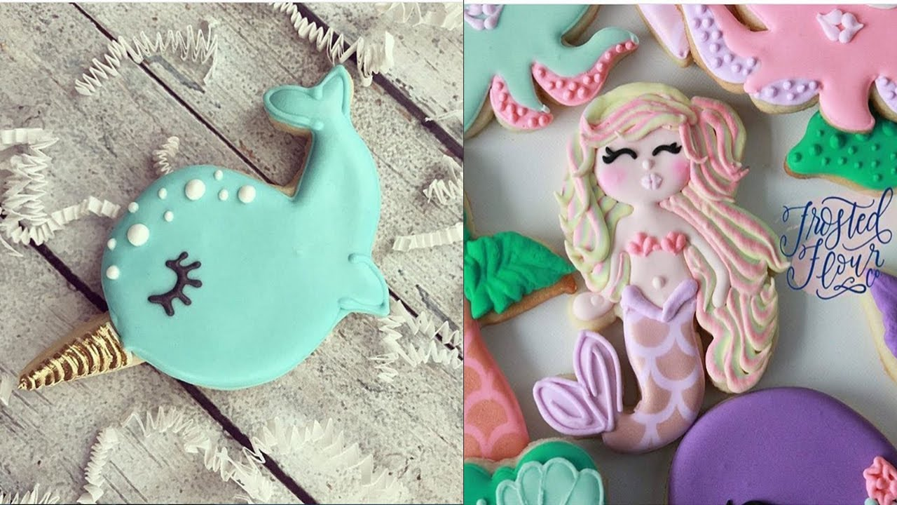 Top 100 Amazing Cookies Art Decorating Ideas Compilation ... - photo#14