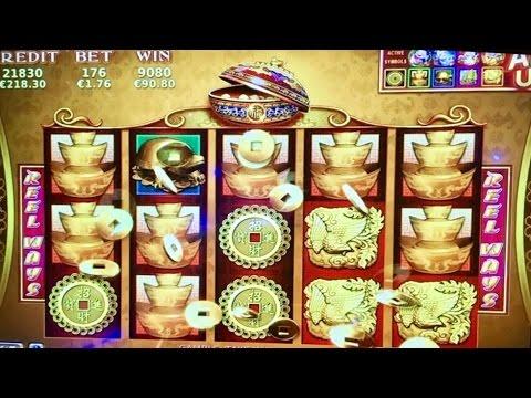 88 FORTUNES Slot Machine - 4x Bonus - Good Win s