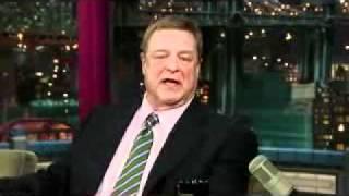 David Letterman - John Goodman_s Weight Loss.3gp