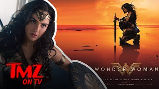 Gal Gadot Wants More Wonder Woman Dough | TMZ TV