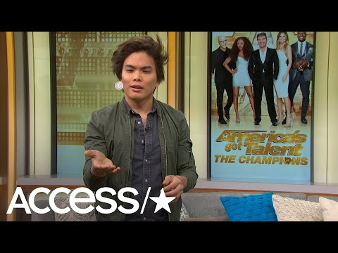 Why 'AGT: The Champions' Winner Shin Lim Almost Turned Down The Show! (EXCLUSIVE)   Access