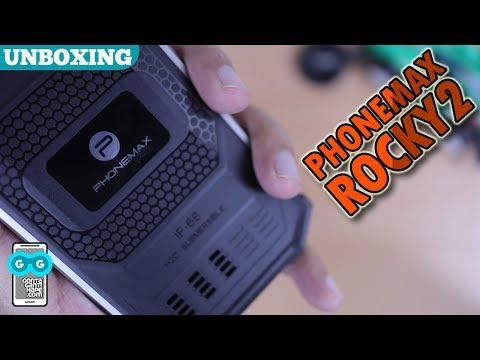Sejutaan Tahan Banting Lagi! Unboxing Phonemax Rocky 2