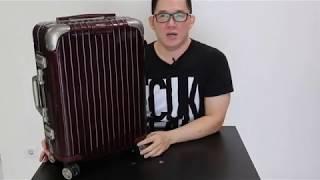 Product Review Rimowa Limbo Cabin Multiwheel
