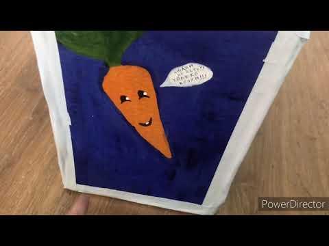 Вопрос: Как выращивать морковь в горшках?