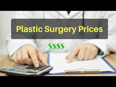 All Plastic Surgery Prices