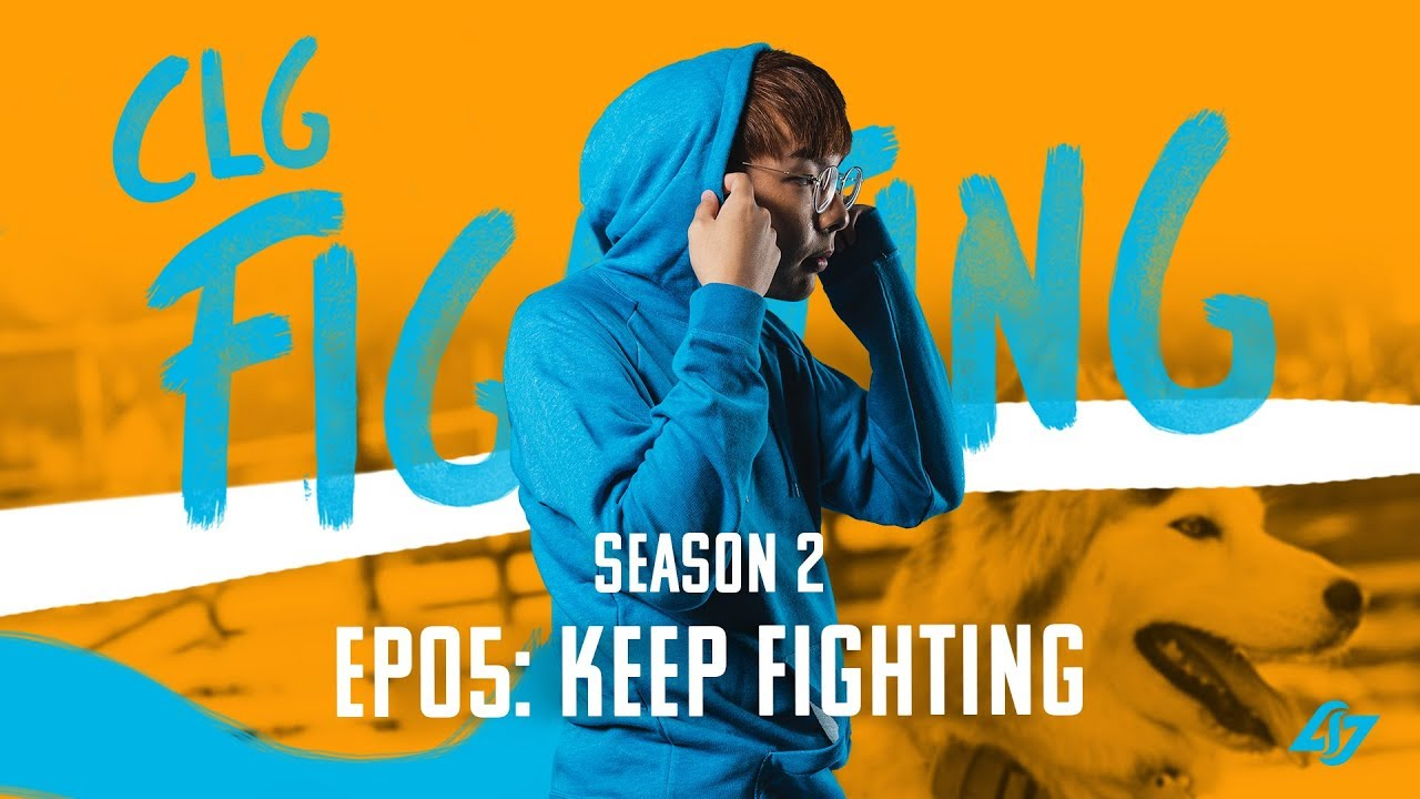 It\'s down to the wire | CLG FIGHTING | S2 Ep. 5 - YouTube